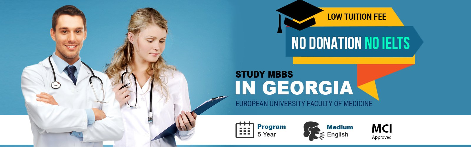 mbbs in georgia at low cost.