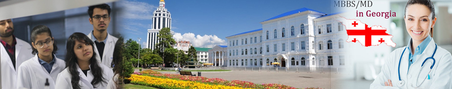We provides best package for Study MBBS in Caucasus International University